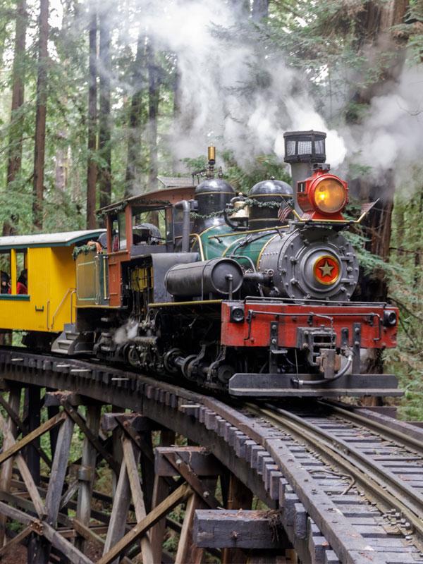 trains mythiques